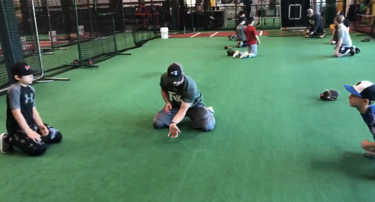 Indoor Drills, The Infield Academy