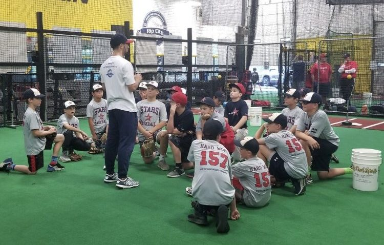 The Infield Academy Indoor Training
